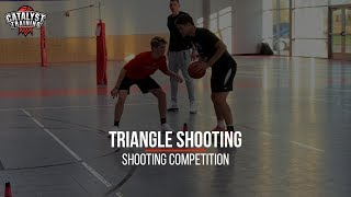 Competition! Triangle Shooting