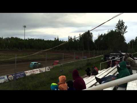 6/6/2015 Capital Speedway Willow Alaska Legends Feature