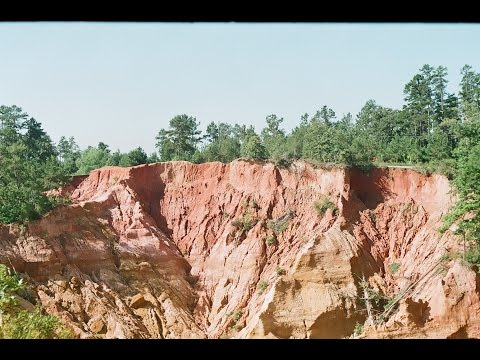 Red Bluff - Mississippi's Grand Canyon