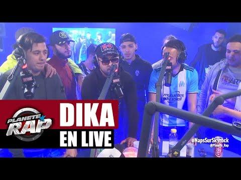 [INÉDIT] Dika en live #PlanèteRap