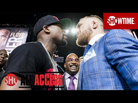 ALL ACCESS: Floyd Mayweather vs. Conor McGregor Preview (VIDEO) 4-Part Series