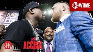 ALL ACCESS: Mayweather vs. McGregor Preview | 4-Part Series