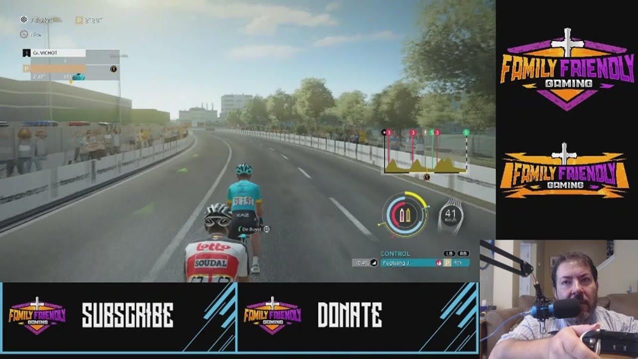 Tour de France 2020 Gameplay