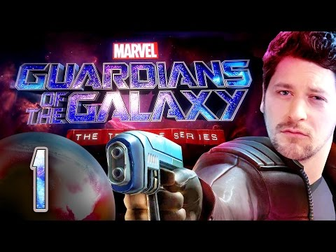 Guardians of the Galaxy: The Telltale Series mit Simon #001 | Knallhart Durchgenommen