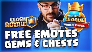 Clash Royale League: World Finals HYPE! 🔥