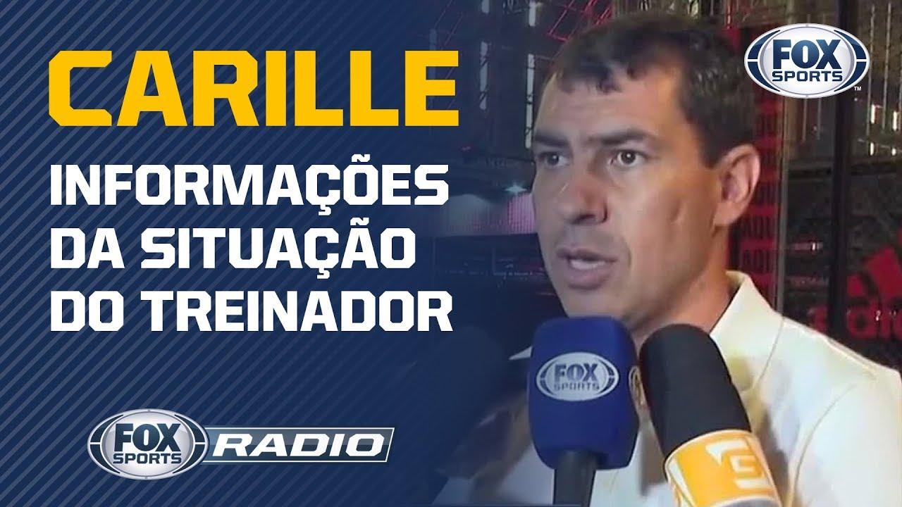 CARILLE FARIA FALTA AO CORINTHIANS? Veja o debate no FOX Sports Rádio!
