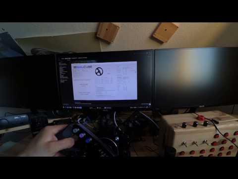 SimuCUBE mit neuer Software - SimuCUBE Open Source