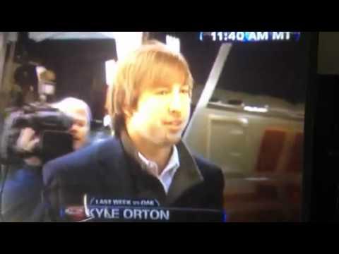 Kyle Orton drunk again