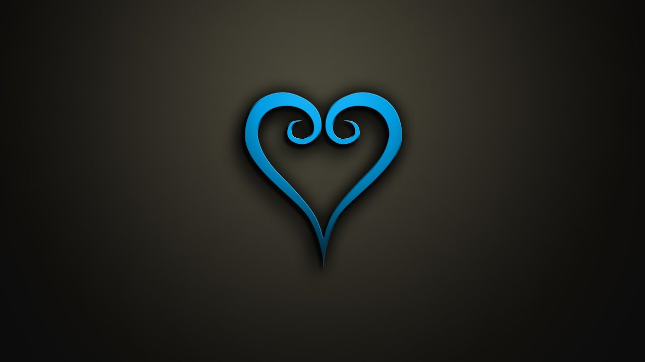 The Heart Kingdom Hearts Tribute Youtube