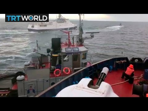 Russia-Ukraine Tensions: Tensions continue over Ukranian boats' seizure