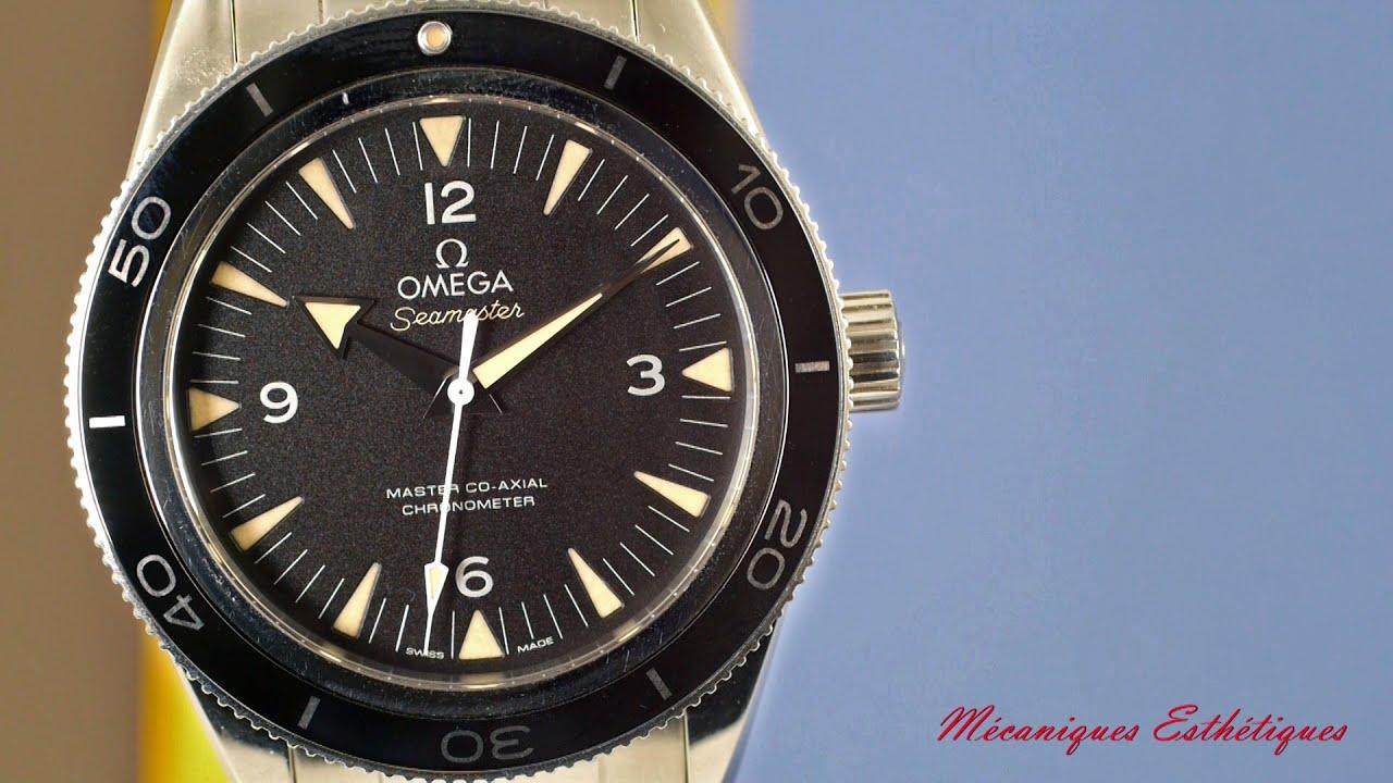 Omega Seamaster 300 2014