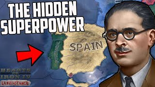 What if Portugal Ruled Iberia?! HOI4 La Resistance (Hearts of Iron 4)