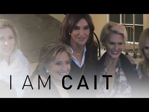 Download I Am Cait | Caitlyn Jenner Meets Hillary Clinton for the First Time | E!