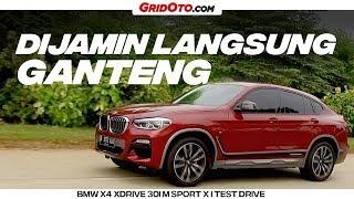 BMW X4 xDrive 30i M Sport X I Test Drive | GridOto