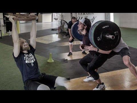 Lower Body Baseball Training | Overtime Athletes