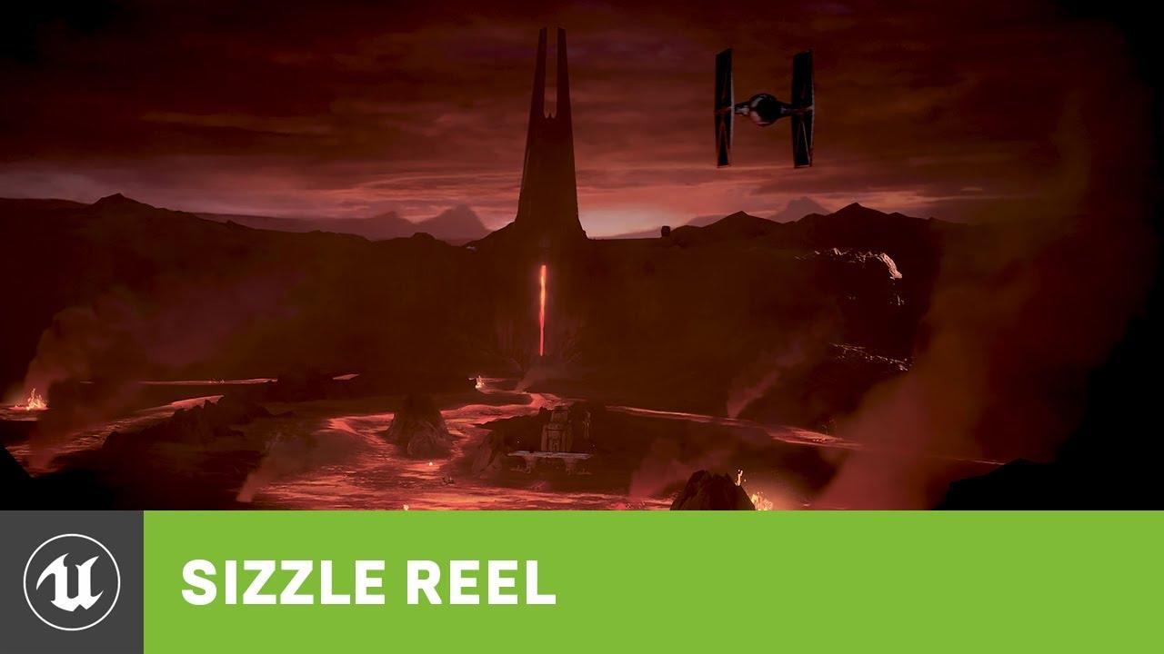 Unreal Engine Enterprise Summer Sizzle Reel 2017 - CGMeetup : Community for CG & Digital Artists