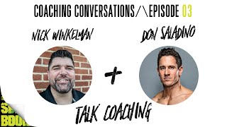 Coaching Conversations - Episode 3 - Don Saladino