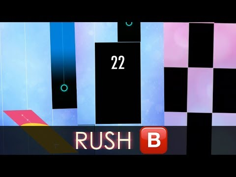 RUSH 🅱 IN PIANO TILES 2!!! (Custom Song/Fanmade) + DOWNLOAD