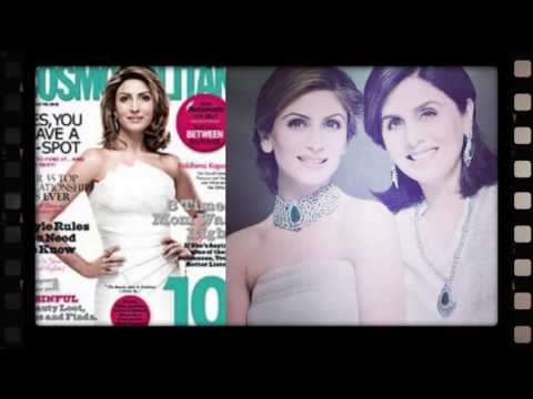"""The Visionaries"" - Riddhima Kapoor Sahni  