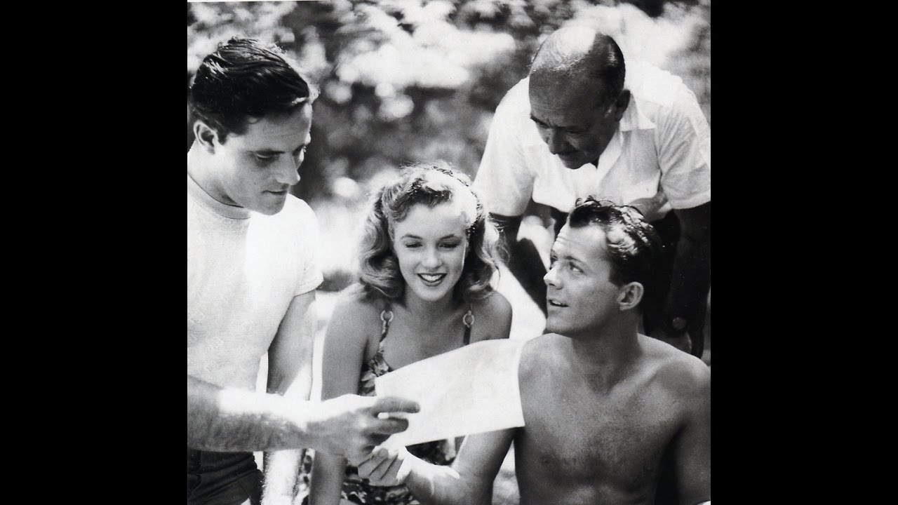 Marilyn Monroe In Scudda Hoo Scudda Hay - Church And Canoe Scenes - YouTube