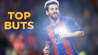 Leo Messi TOP des Buts de la Saison 2016/17 HD FR