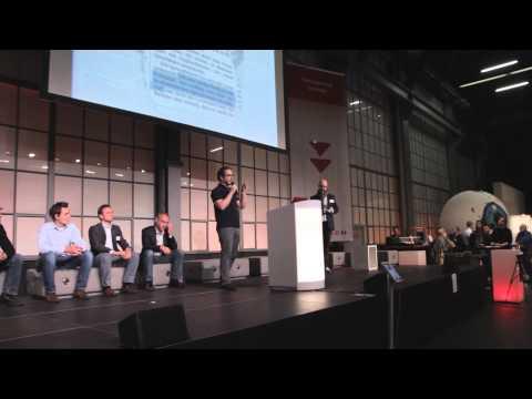 Die Startupfair übertrifft alle Erwartungen (Video/Dokument)