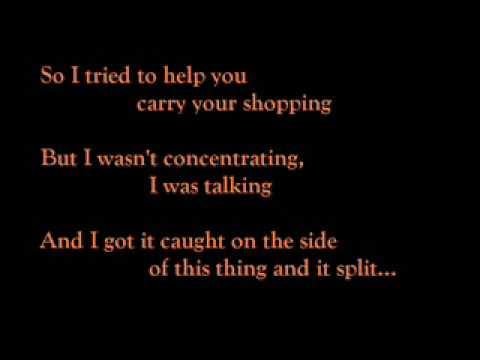 Kate Nash Navy taxi ( with lyrics )