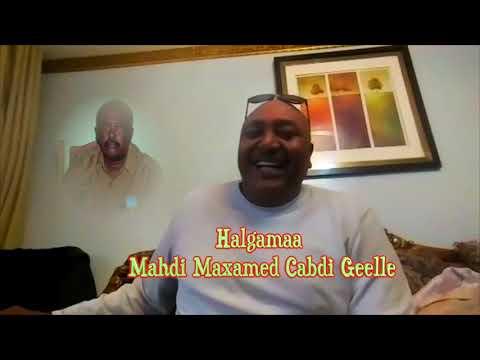 Halgamaa Mahdi Geelle Oo Soo Qufay Ceebaha Dul Hoganaya Puntland!!