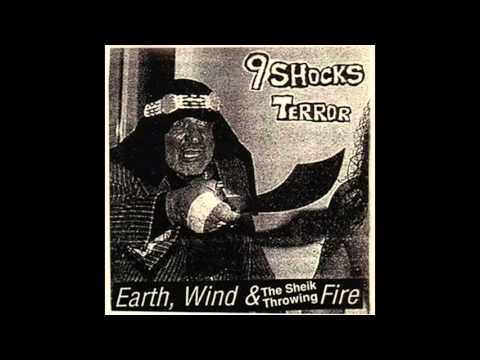 9 Shocks Terror ‎– Earth, Wind & The Sheik Throwing Fire - 1997 (Full Album)