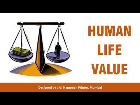 value of human life The value of human life the moral status of the fetus under english law, fetuses have no independent legal status once born, babies have the same rights to life as .