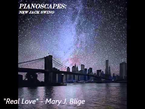 Real Love - Mary J. Blige (Instrumental)