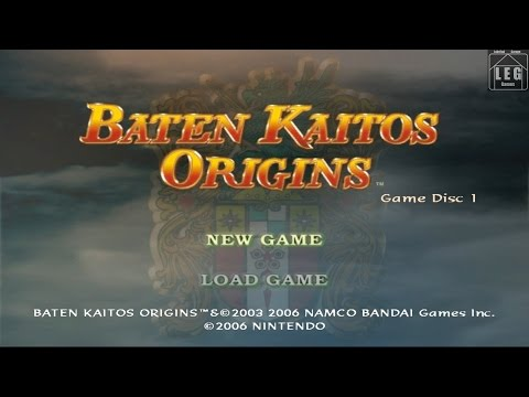 GameCube - Baten Kaitos Origins - Gameplay 4K 2160p