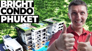 Ваша дача на Пхукете // Обзор Bright Condo Phuket // Квартира на Пхукете