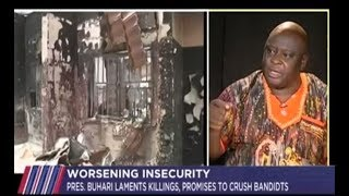 Buhari laments killings, promises to crush bandits