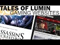 Gaming News Websites - Tales of Lumin