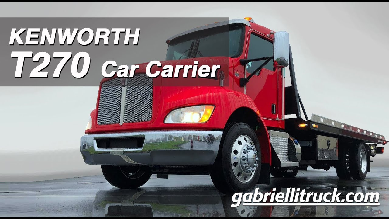 Gabrielli Truck Sales >> Rollback tow trucks for sale near me - YouTube