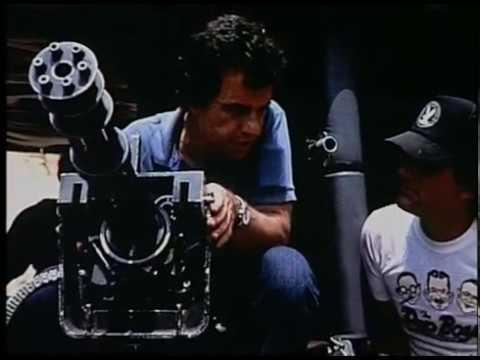 Predator (Predador) Short Takes - John McTiernan On Learning Film