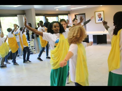 BELGIUM: ITETERO SHARES RWANDA'S CULTURE WITH YOUNG BELGIANS