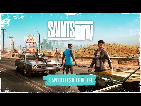 SAINTS ROW Welcome to Santo Ileso Trailer