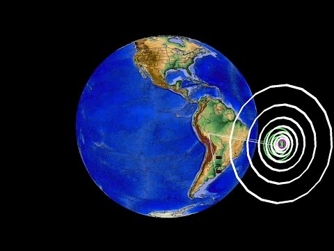 11/25/2015 -- Large Earthquake WARNING -- Two M7.7 earthquakes hit Pacific / South America