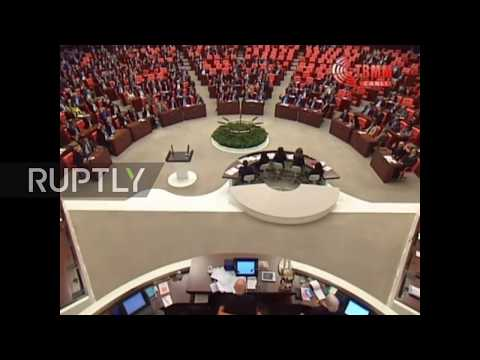 Turkey: Parliament extends military deployment in Iraq and Syria