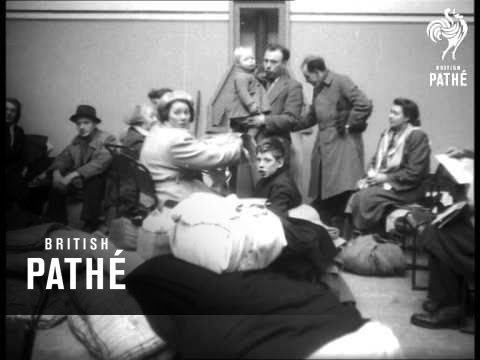 Lincolnshire Flooding (1953)