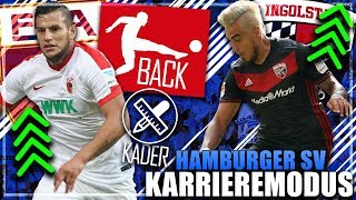 NEUANFANG IN LIGA 1 ! 🔥 JAIRO SAMPERIO ZUM HSV! 😍  - FIFA 18 Hamburger SV Karriere #17