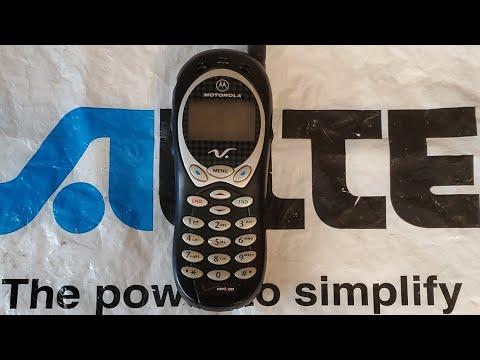 Verizon Wireless Motorola V120