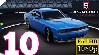 ASPHALT 9:LEGEND|PART#10|ONLINE RACING CAR|GOOD SOUND|NEW GAME HD