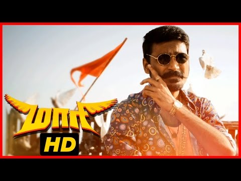 Maari Tamil Movie | Scenes | Mass Scenes |...