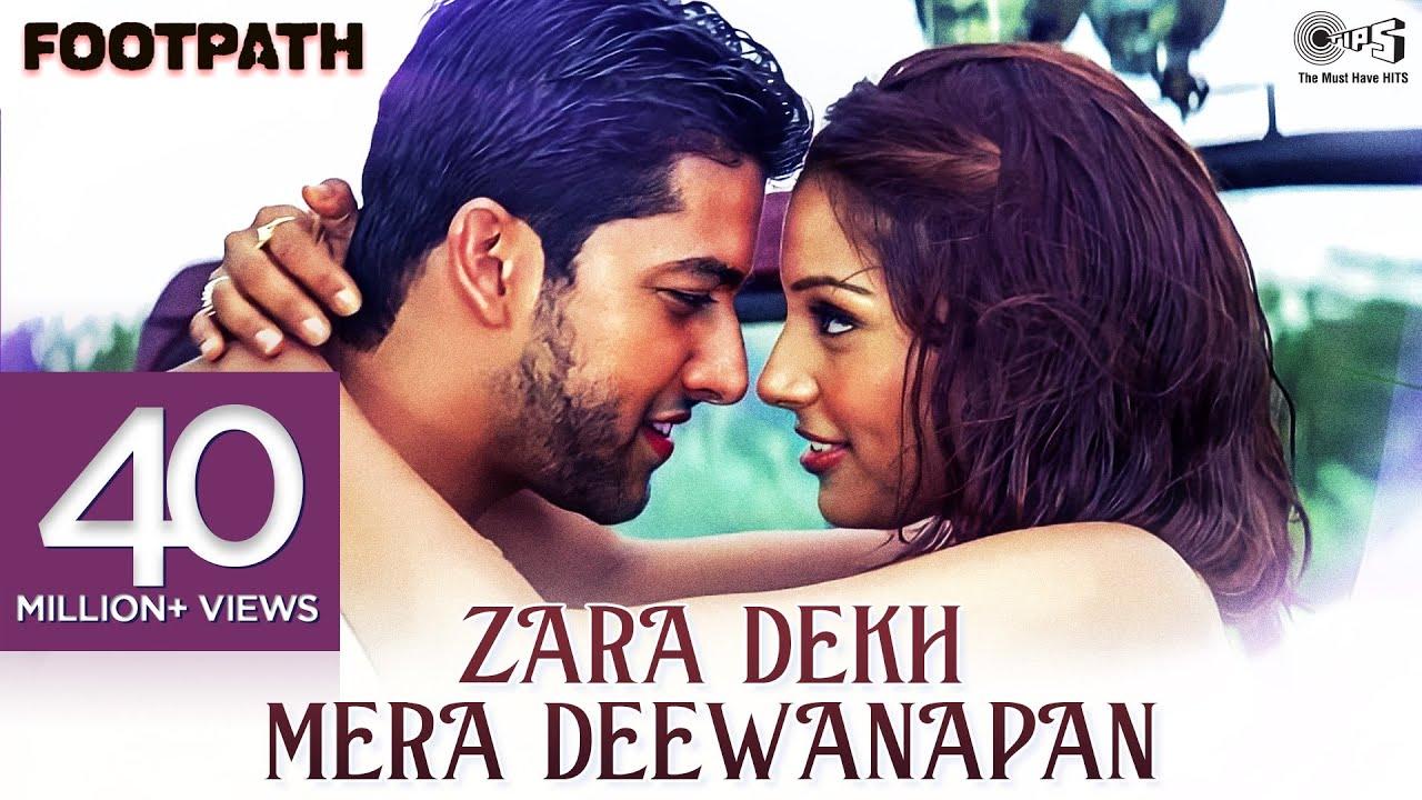 Download Zara Dekh Mera Deewanapan - Video Song | Footpath | Bipasha Basu & Aftab Shivdasani