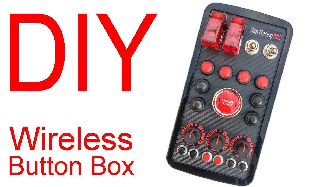 Button Box DIY (wireless)