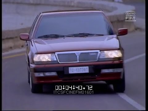 Thema 92 (Lancia Thema III serie - gamma) \ 1992 \ ita VV
