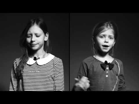 Даниил Хармс Врун. Аня и Лена Шамины